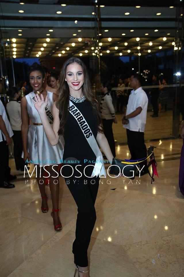 Hoa hậu Barbados
