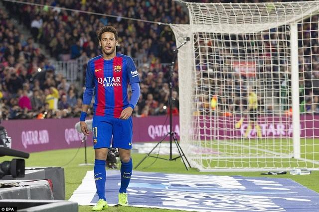 Neymar không ghi bàn, nhưng anh đã có một trận đấu xuất sắc