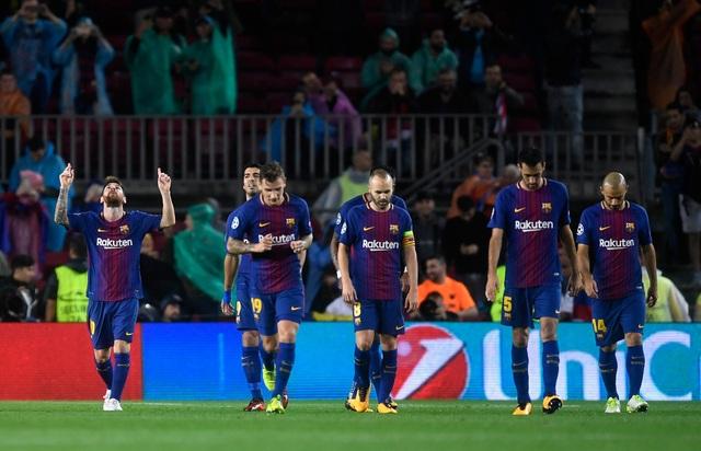 Tương lai của Barcelona vô định...