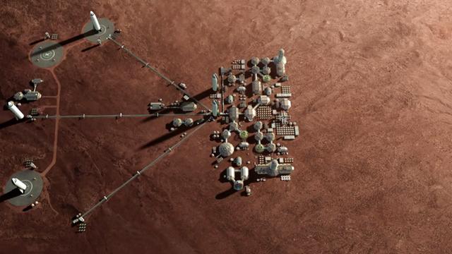 Elon Musk đặt mục tiêu tới Sao Hỏa năm 2022, du lịch vòng quanh Trái Đất bằng tên lửa - 5