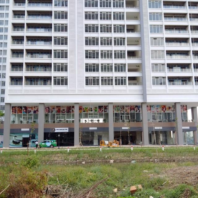 Dự án cao ốc căn hộ - thương mại - dịch vụ PetroVietNam Landmark do PVC Land làm chủ đầu tư.