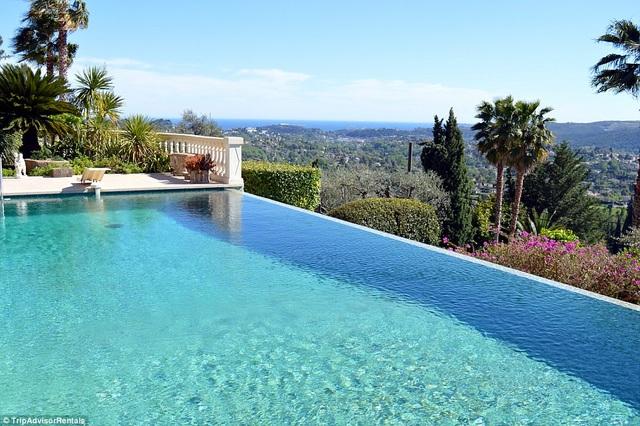 Khám phá những bể bơi vô cực đẹp mê mẩn - 8