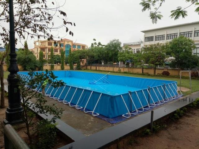 Bể bơi di động: Mô hình cần nhân rộng - 1