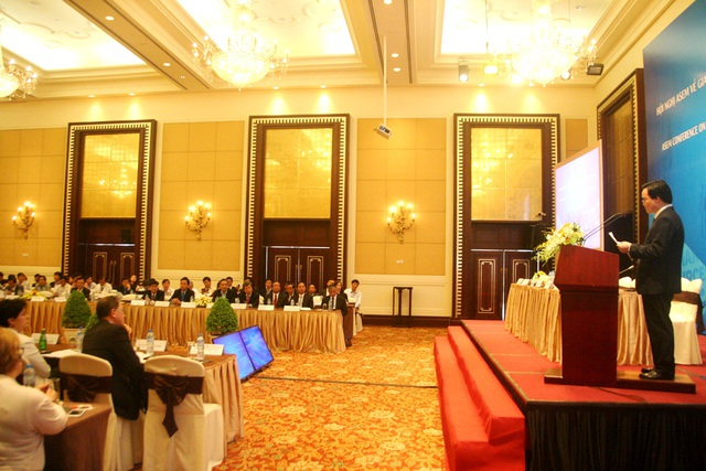Bộ trưởng Phùng Xuân Nhạ phát biểu bế mạc Hội nghị ASEM