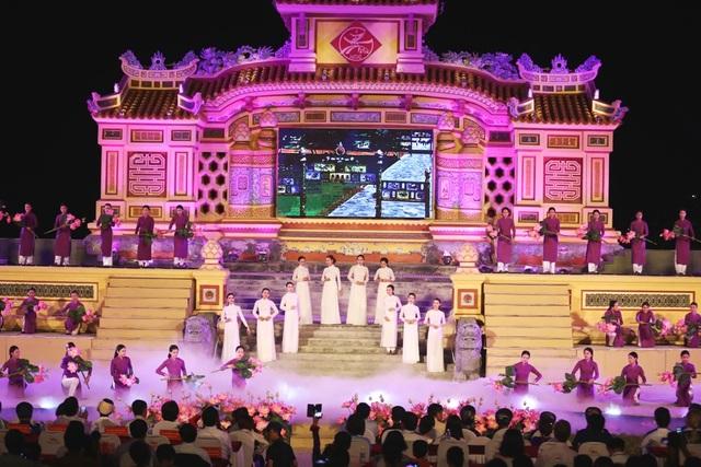 Đêm bế mạc Festival Nghề truyền thống Huế 2017
