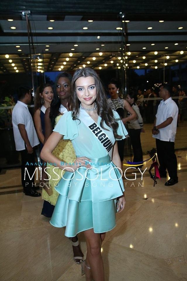 Hoa hậu Bỉ