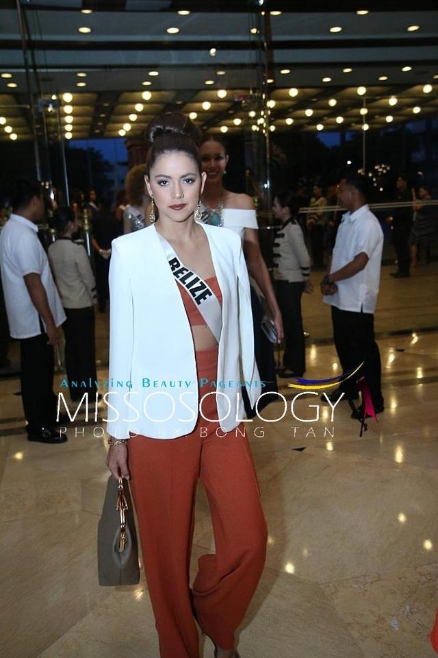 Hoa hậu Belize