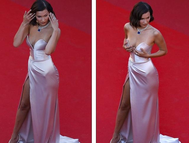 Năm ngoái cô gái xinh đẹp này đã được Victorias Secret mời trình diễn trong show diễn cuối năm của hãng. Sự nghiệp của Bella ngày càng lên.