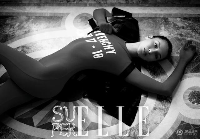 Bella sở hữu chiều cao 175cm và dáng vóc hoàn hảo nhờ chế độ tập luyện và ăn kiêng nghiêm ngặt.