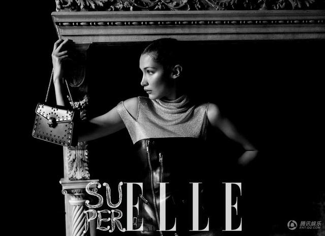 Siêu mẫu Bella Hadid khoe đường cong tuyệt mỹ - 2