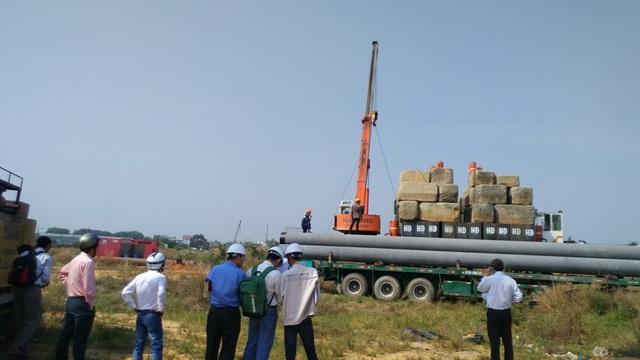 Dự án bến xe Miền Đông mới có tổng diện tích trên 16ha, trong đó phần diện tích thuộc quận 9 (TPHCM) là 12,3ha, diện tích còn lại thuộc địa bàn huyện Dĩ An, tỉnh Bình Dương.
