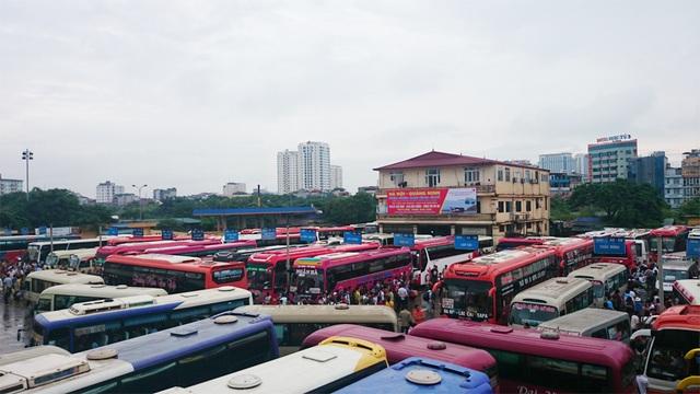Hà Nội sẽ có thêm bến xe khủng ở phía Đông thành phố