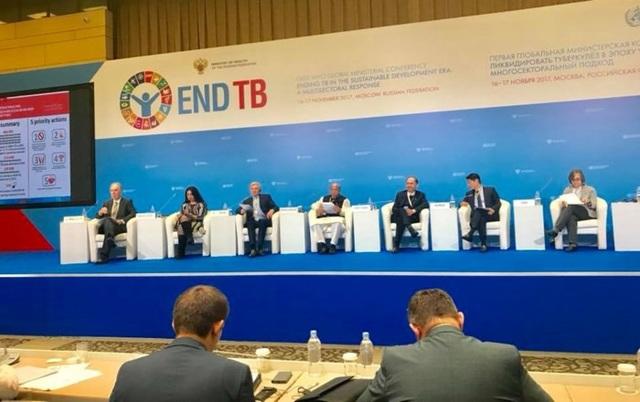 Hội nghị cấp Bộ trưởng toàn cầu lần thứ nhất về chấm dứt bệnh lao