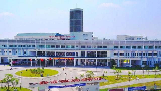 Bệnh viện Trung ương Huế cơ sở 2 tại huyện Phong Điền