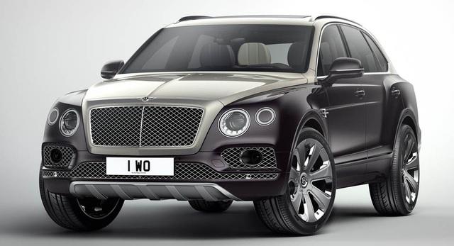 Top 5 mẫu SUV đắt nhất thế giới hiện nay - 3