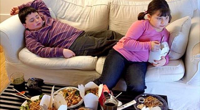 Trẻ em ở hai thành phố lớn đang vào ngưỡng báo động về béo phì - 1