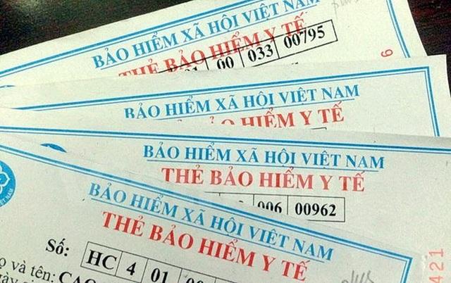 Từ 1-10, đồng loạt cấp thẻ BHYT mới cho người tham gia - 1