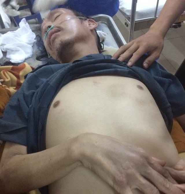 Anh Chiến phải nhập viện cấp cứu sau khi bị tạm giam 1 ngày