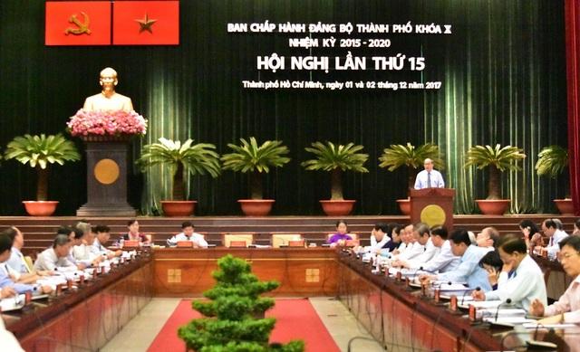 Bí thư Thành ủy TPHCM Nguyễn Thiện Nhân trăn trở vì hàng loạt cán bộ bị kỷ luật