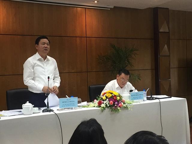 Bí thư Thành ủy TPHCM Đinh La Thăng đề nghị các trường ĐH,CĐ tại TPHCM tăng cường tự chủ