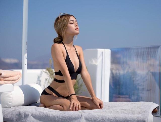 Hot girl số 1 Instagram Lily Maymac cũng không đứng ngoài trào lưu