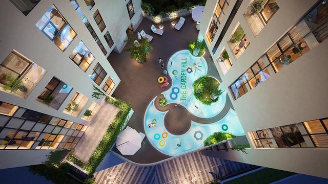 Bidhomes The Garden Hill - đẳng cấp quốc tế cho căn hộ Việt - 3
