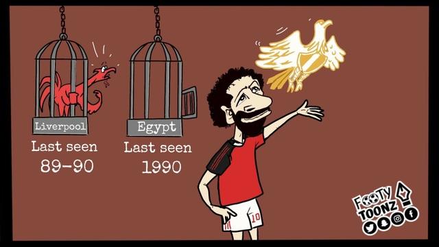 Sau 28 năm chờ đợi, Ai Cập mới có thể tung cánh ở World Cup