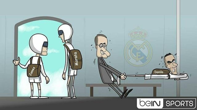 Chủ tịch Florentino Perez ra tay, ép vài người thừa ra đi để kiếm tiền chuyển nhượng