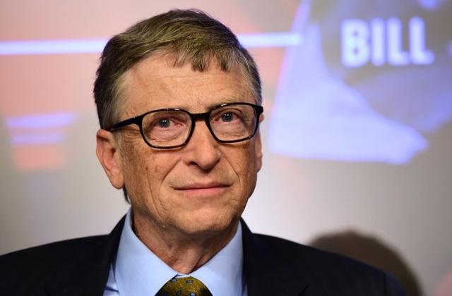 Nhà đồng sáng lập Microsoft Bill Gates tiếp tục là người giàu nhất thế giới.