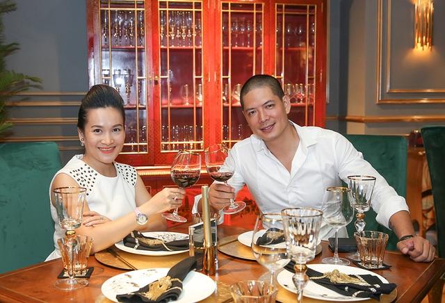 Vợ chồng Bình Minh ăn bữa tối lãng mạn; ấm áp trong tiệc sinh nhật con gái - 6