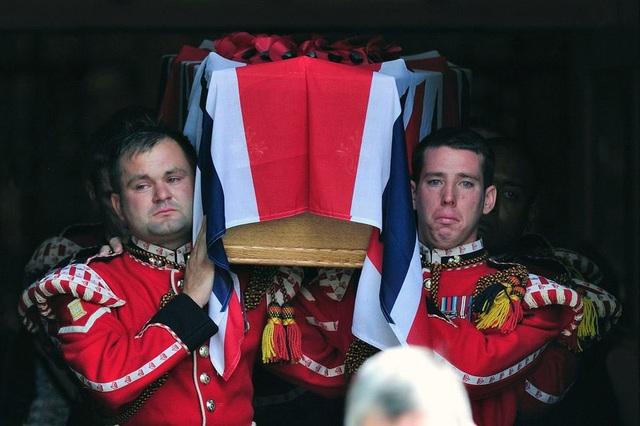 Binh sĩ Anh bị phần tử Hồi giáo cực đoan sát hại đúng vào ngày 22/5 cách đây 4 năm. (Ảnh: Twitter)