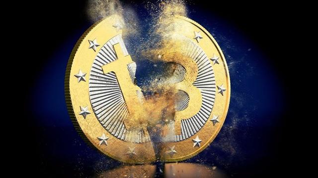 Các chuyên gia kinh tế toàn cầu cảnh báo về việc kinh doanh Bitcoin hiện đang có mức rủi ro cao. (Nguồn: Mashable)
