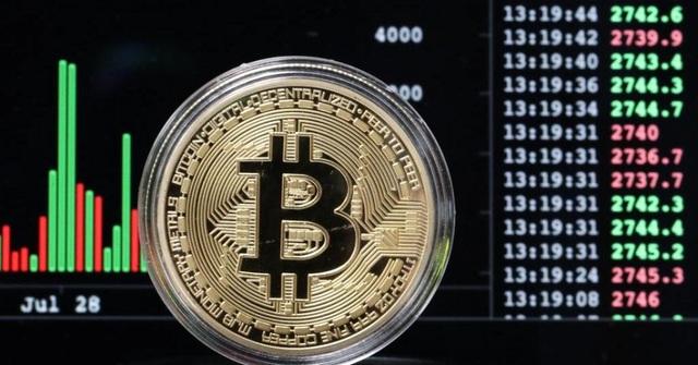 Sự lao dốc của đồng Bitcoin đang khiến thị trường chứng khoán nhiều nơi mất điểm theo, đặc biệt là mã của những công ty công nghệ. (Nguồn: CNBC)