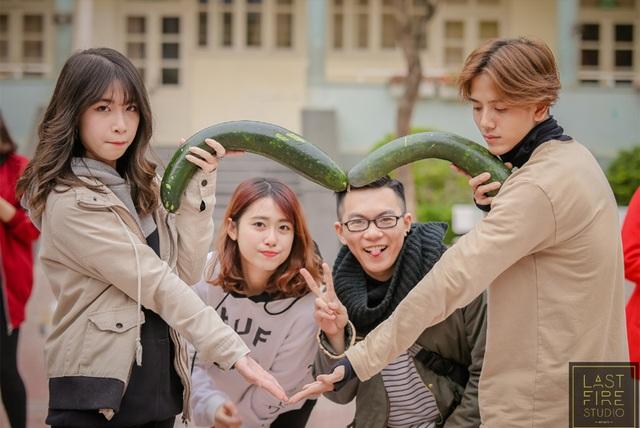 """Các bạn trẻ Hà Nội chung tay cùng nhóm nhảy Last Fire """"giải cứu bí xanh"""""""