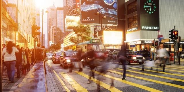 Lĩnh vực bán lẻ tại Hồng Kông chững lại trong hai năm qua.