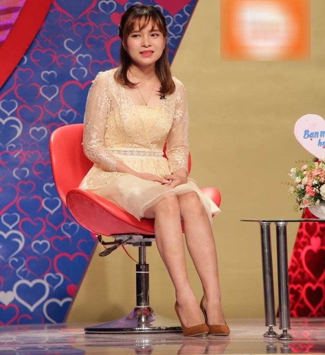 Phan Thị Thúy - cô gái mà hàng trăm chàng trai muốn được hẹn hò (Ảnh: Bạn muốn hẹn hò)