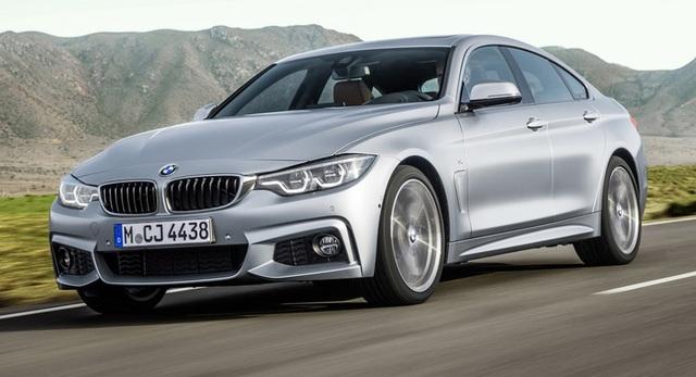 BMW 4-Series GT sẽ cạnh tranh với Tesla Model 3 - 1