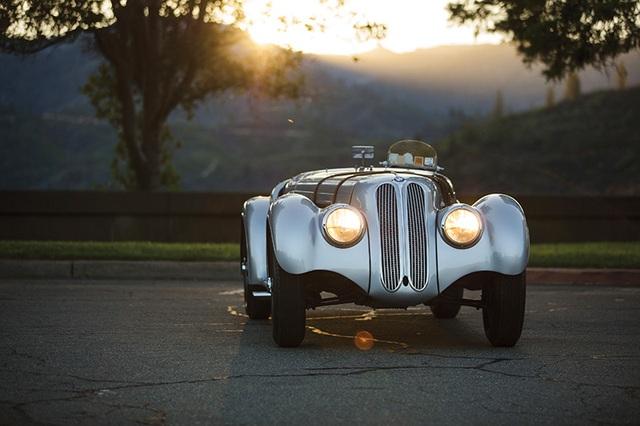 BMW 328 phiên bản 1940 - Xe cho người đam mê - 1