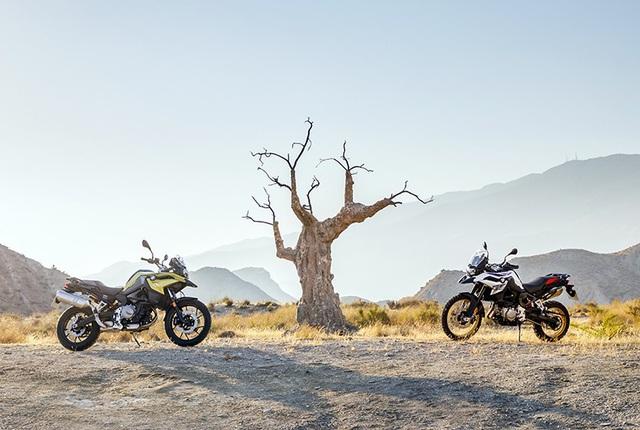 BMW tung bộ đôi Adventure cỡ trung F750 GS và F850 GS - 2