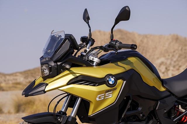 BMW tung bộ đôi Adventure cỡ trung F750 GS và F850 GS - 7