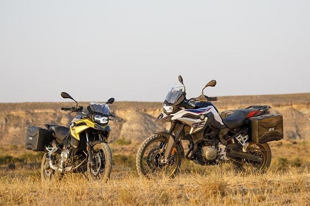 BMW tung bộ đôi Adventure cỡ trung F750 GS và F850 GS - 3