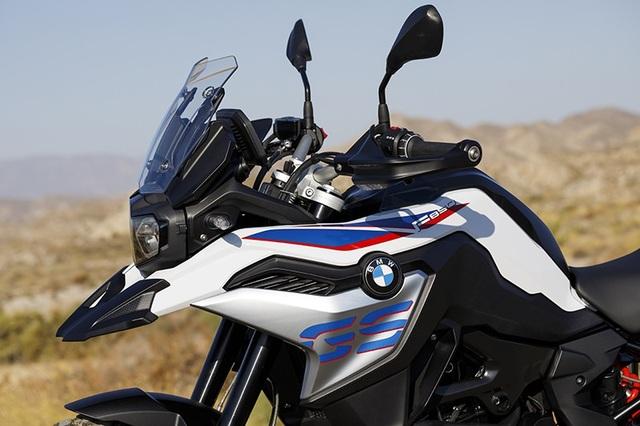 BMW tung bộ đôi Adventure cỡ trung F750 GS và F850 GS - 16