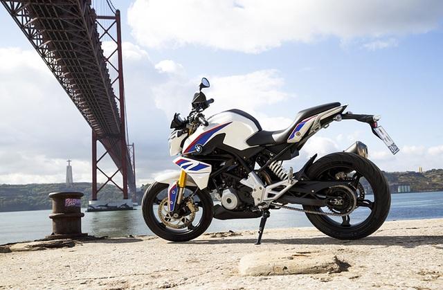 Mẫu môtô BMW rẻ nhất bắt đầu chinh phục thị trường Mỹ - 1