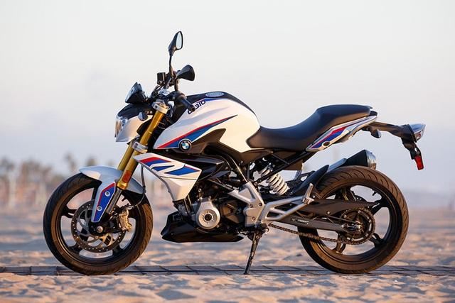 Mẫu môtô BMW rẻ nhất bắt đầu chinh phục thị trường Mỹ - 3