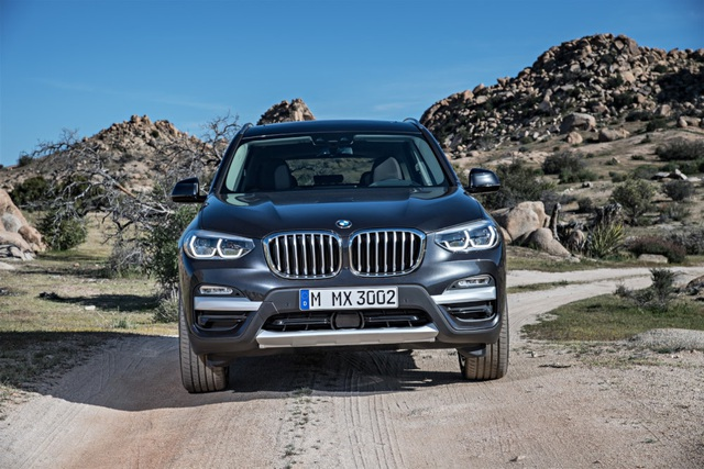 BMW giới thiệu X3 thế hệ mới - 13