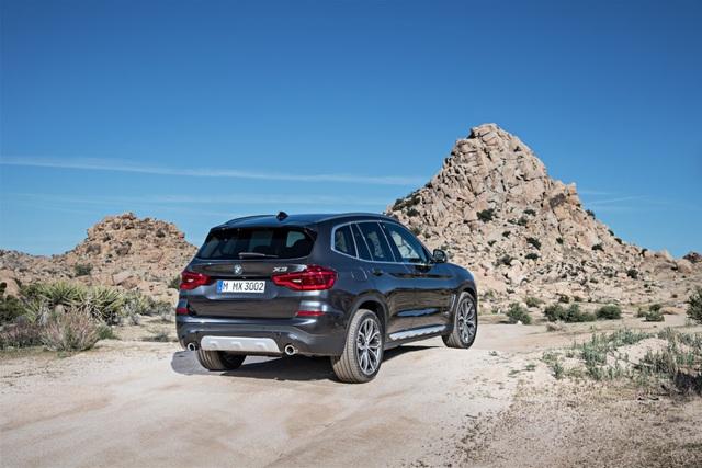 BMW giới thiệu X3 thế hệ mới - 22