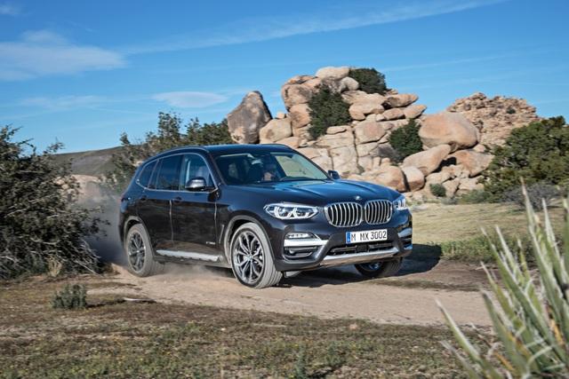 BMW giới thiệu X3 thế hệ mới - 14