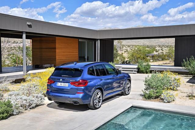 BMW giới thiệu X3 thế hệ mới - 2