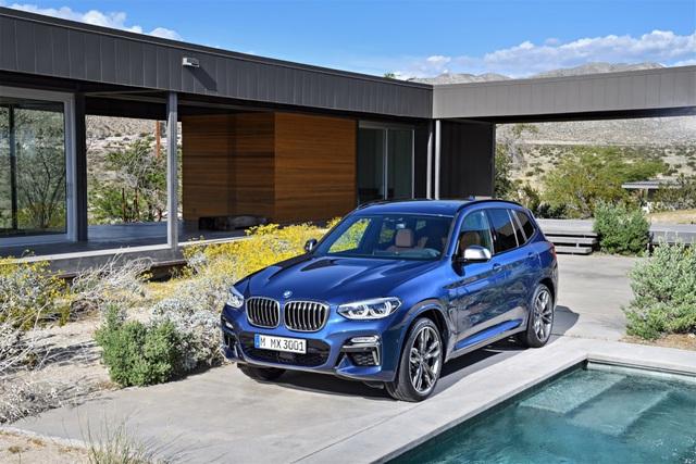 BMW giới thiệu X3 thế hệ mới - 1