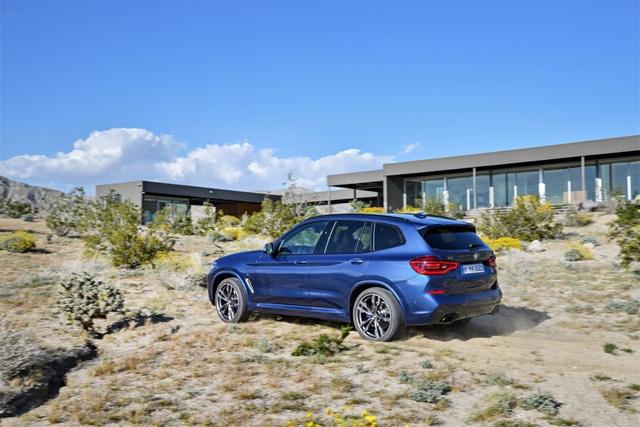 BMW giới thiệu X3 thế hệ mới - 12